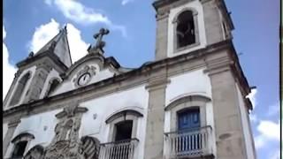 Os sinos da Igreja de Nossa Senhora da Conceição da Cidade de Prados Minas Gerais