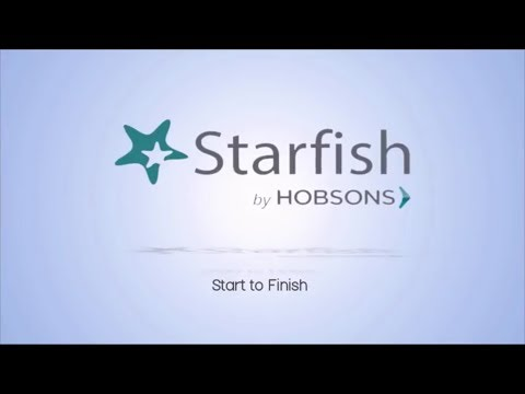 Starfish By Hobsons   Richard's Full Presentation