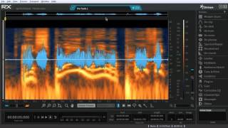 RX Post Production Suite: Using RX Post Production Plug-ins & Pro Tools - Part 1