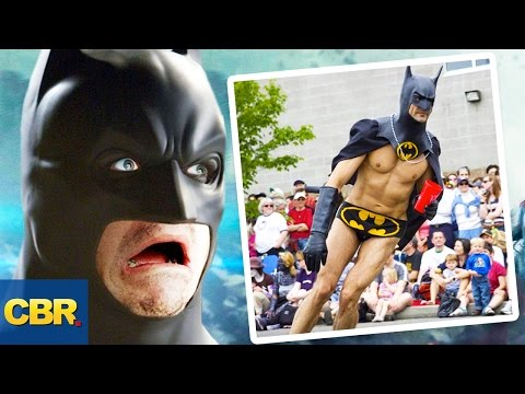 10 Most Shocking Things Batman Has Ever Done
