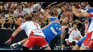【ハンドボール】すごい!面白いシュート術!もはやパフォーマー!【神業】handball