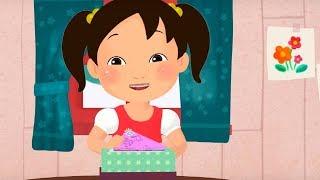 Английский язык для малышей - Мяу-Мяу - Как дела? (How are you?)  -  английские слова