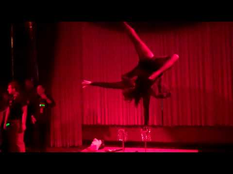 IOActive's Freakshow Party- Contortionist!