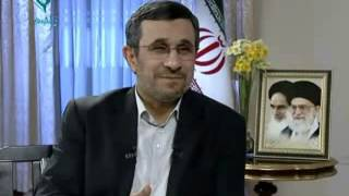 Part 2/2 - Ahmadinehad relevised adress to nation on Wednesday third July