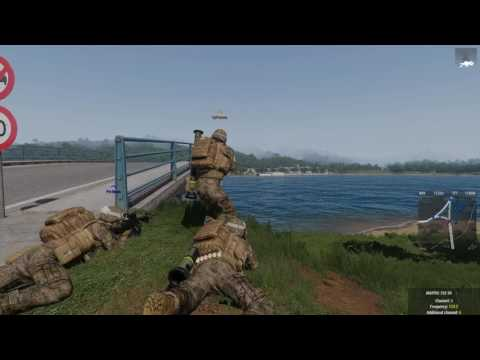 31st MEU - Raider 3-3-B - Arma 3 USMC Co-Op Gameplay