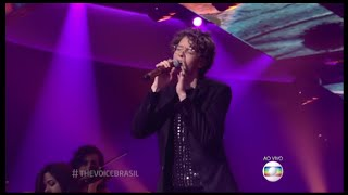 Ayrton Montarroyos (Olhos nos Olhos - Chico Buarque) Semifinal The Voice Brasil