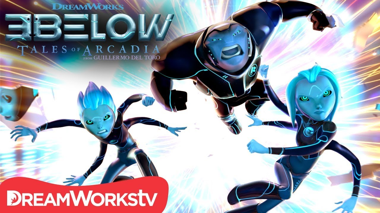 3Below: Tales of Arcadia Temporada 01 Audio Latino