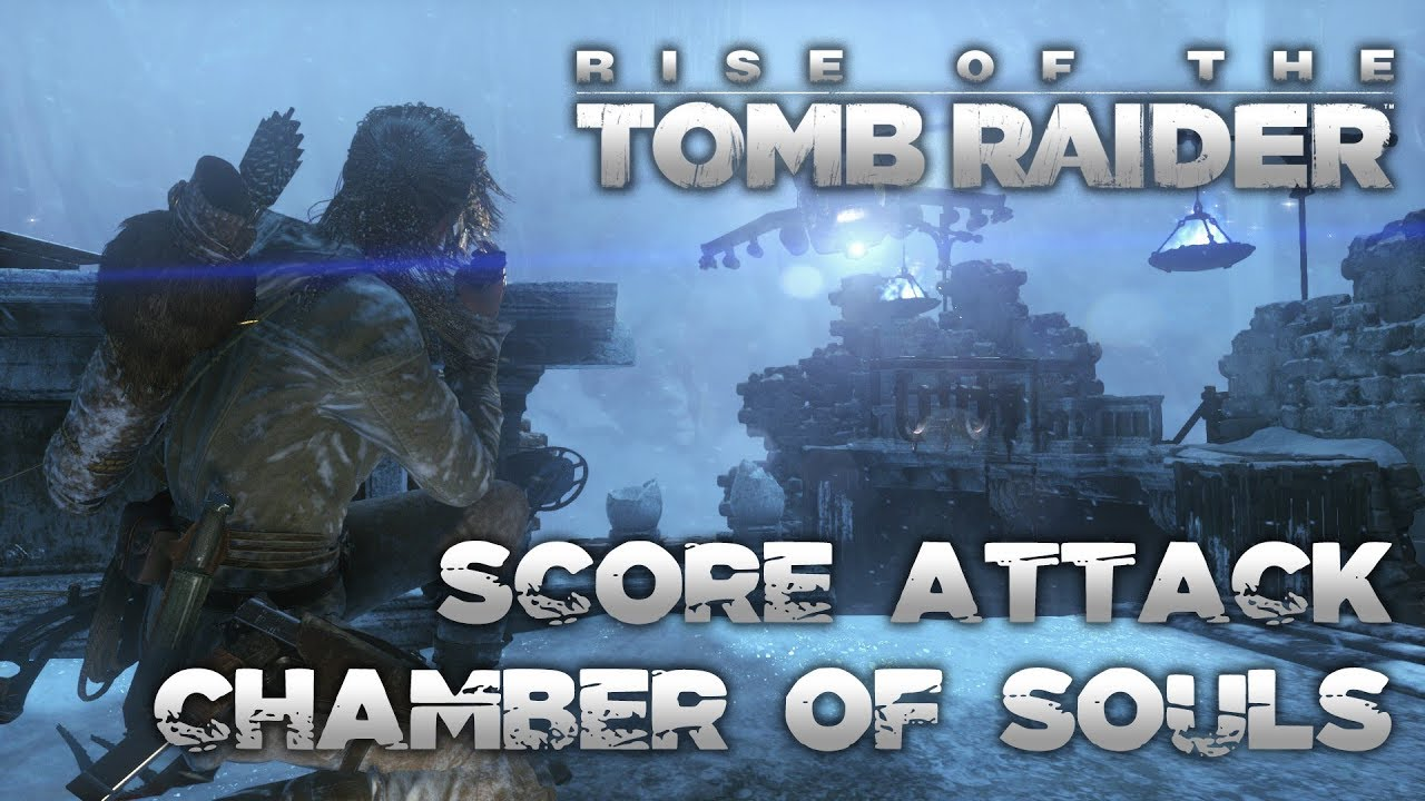 Frequently bought together · this item: Rise of the Tomb Raider: Score Attack / No Cards Chamber of Souls GOLD - YouTube