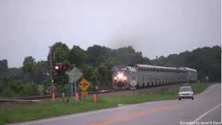 Amtrak AUTO TRAIN Seville Florida