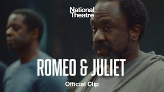 'Star cross'd lovers' | Romeo & Juliet Prologue Act 1 Sc 1 with Lucian Msamati