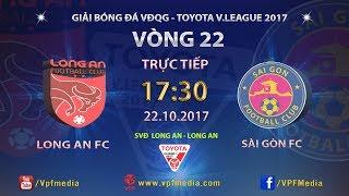Dong Tam Long An vs HP Ha Noi full match