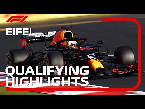 2020 Eifel Grand Prix: Qualifying Highlights