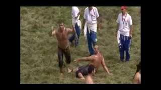 653. Tarihi Kırkpınar Yağlı Güreşleri - 2014 - Oil Wrestling