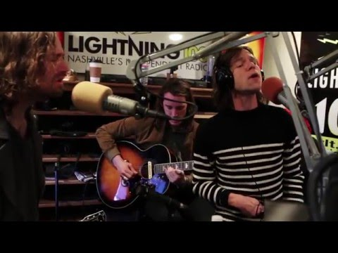 Cage the Elephant - Trouble - Live at Lightning 100