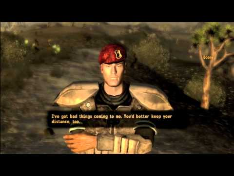 Fallout New Vegas: Boone's Wife