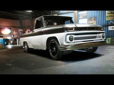 Need For Speed Payback Chevrolet Bel Air 1955 Derelict Guide