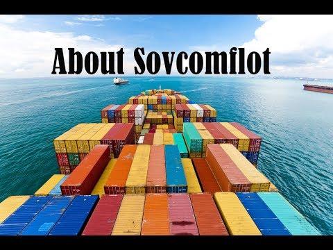About Sovcomflot