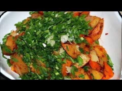 Картошка в рукаве рецепт.Как приготовить картошку в рукаве