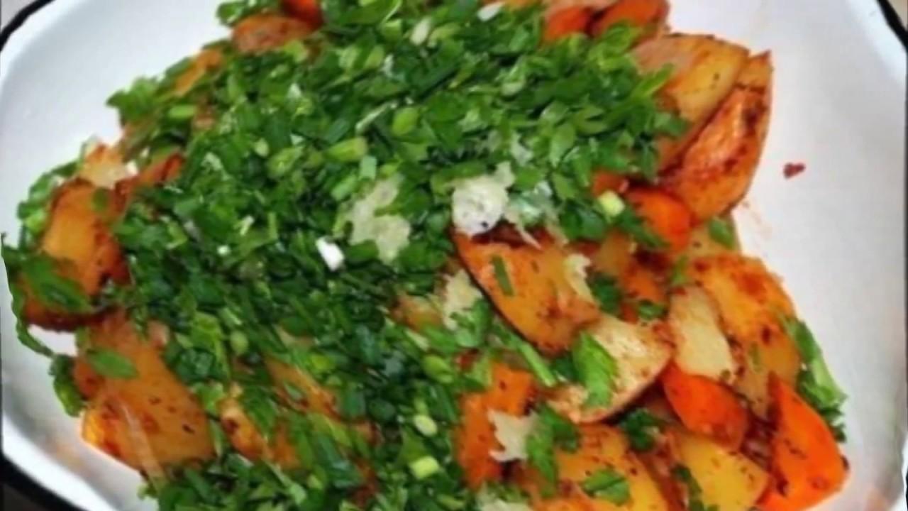 картошка запеченная в рукаве рецепт
