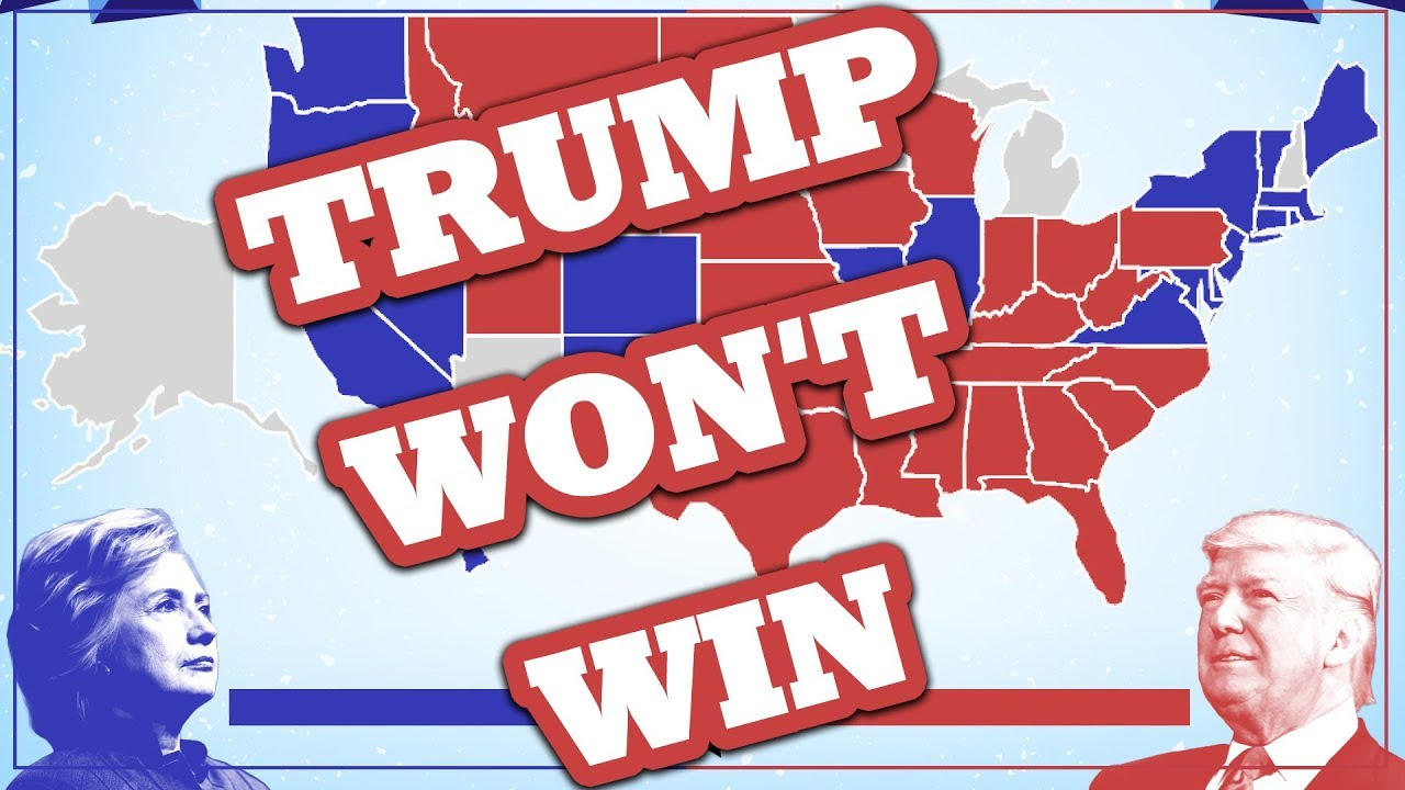 Trump WILL NOT be President! TRUMP WON'T WIN