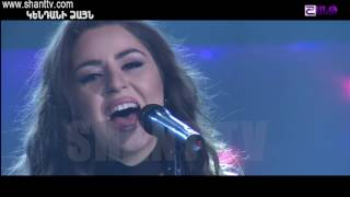 Arena live/Masha Mnjoyan/Hallelujaհ 29.0702017