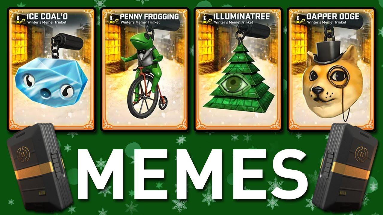 meme trinkets dirty bomb christmas 2016 youtube - Dirty Christmas Memes