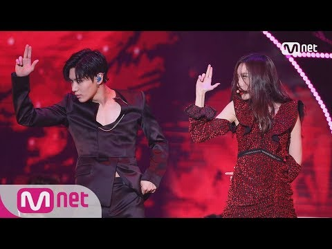 [2017 MAMA In Hong Kong] SUNMI&TAEMIN_Gashina