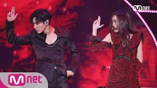 Fatal Temptation Gashina by SUNMI&TAEMIN in 2017 MAMA in Hong Kong ...