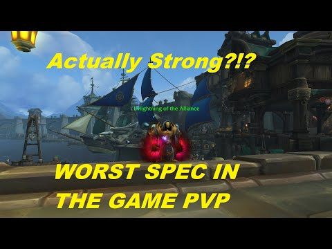 WoW 8.3 Enhance Shaman PvP - Making The Weakest Spec In The Game Work - Lvladen