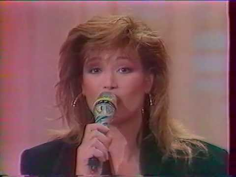 """Corinne Sauvage dans """"Dimanche Martin"""" - 1989"""