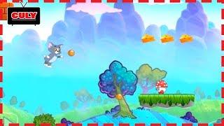 Trò chơi Tom & Jerry Mèo và Chuột đi cảnh phiêu lưu lụm phô mai cu lỳ chơi game lồng tiếng vui nhộn