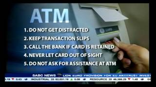 SABRIC warns of credit and debit card fraud