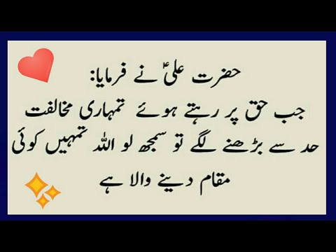 Download Best Collection Of Hazrat Ali (R.A) Quotes About Life ♥||#hazratali#quotes@aestheticstyle.