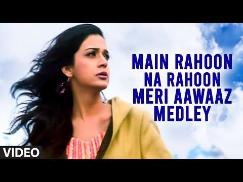 Main Rahoon Na Rahoon Meri Aawaaz Medley Full  Song Abhijeet  Lamahe