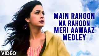 """Main Rahoon Na Rahoon Meri Aawaaz Medley"" (Full Video Song) Abhijeet - Lamahe"