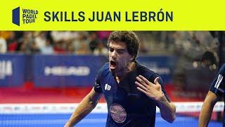 Crazy Skills - Juan Lebrón - World Padel Tour