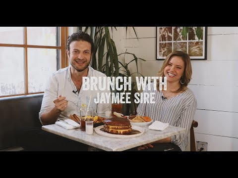 Brunch With: Jaymee Sire
