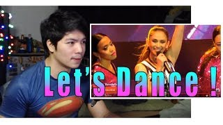Sarah Geronimo - Sangria Wine / No Tears Left To Cry / Dance Medley - RandomPHDude Reaction