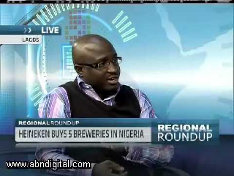 Heineken Buys 5 Breweries in Nigeria
