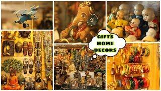 சென்னையில் இப்படி ஒரு கடையா | Affortable Unique Home Decors Gifts  Collections