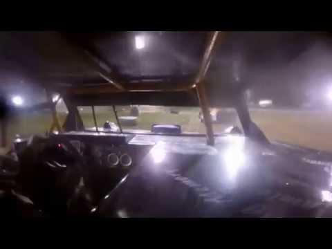 Mercer Raceway Park Feature Stock Car Race 8/23/14