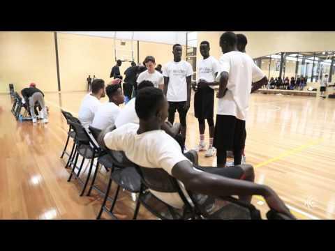 Elevate Basketball Showcase (24 September 2016)
