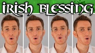 Irish Blessing - A Cappella Barbershop Quartet - Julien Neel