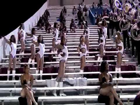 TSU vs. GSU Best Dance Squad Ever