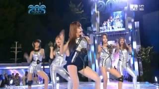 4minute - Hyuna Solo Dance + Hot Issue + HuH