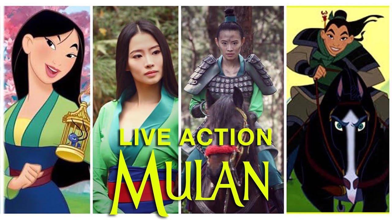 mulan as the woman warrior Reverent as it is in the depiction of mulan as a woman warrior, the film presents most of its male characters as buffoons (or worse: ''i never want to see a naked man again'' exclaims mulan after having to watch the other soldiers bathe).