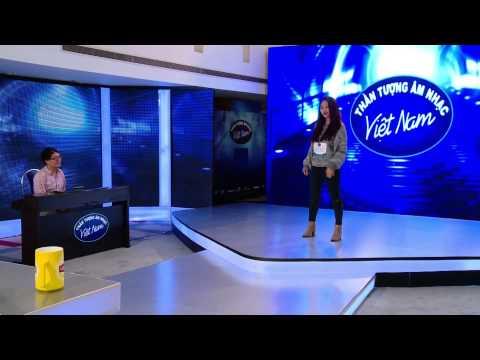 Vietnam Idol 2015 - Tập 4 - Bang Bang - Đồng Thuỷ Tiên