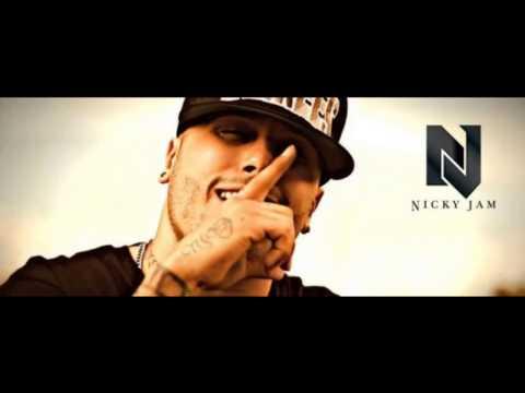Nicky Jam Vida Escante (Album Completo) 2004