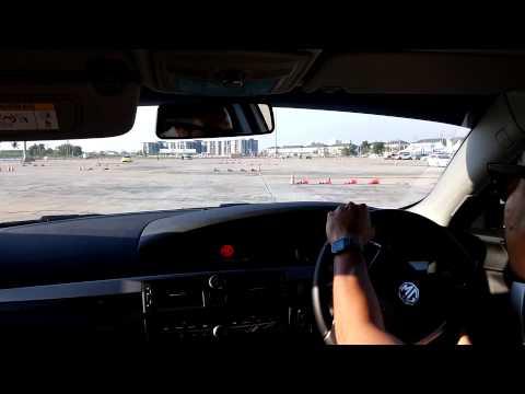 ทดสอบ รถMG6
