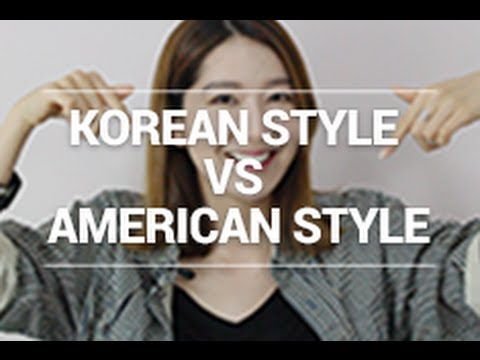 Korean Style Vs American Style Eunice 39 S Fashion Styling Tip Wishtrend Youtube